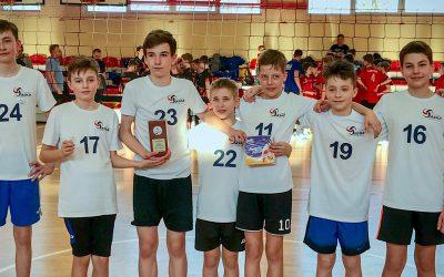 Mamy dobre fundamenty – III miejsce w turnieju najmłodszych szóstek
