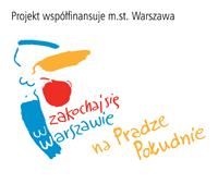 Projekt współfinansuje m. st. Warszawa