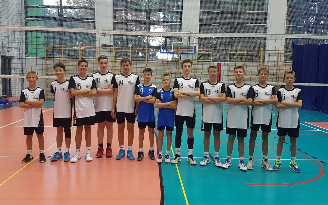 Turniej rozstawieniowy młodzików 2019/2020