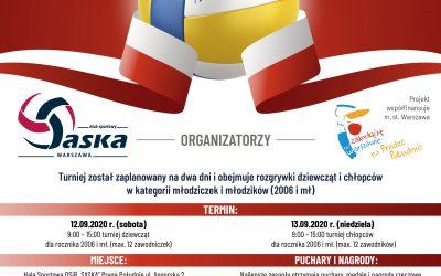 """III Ogólnopolski Turniej Piłki Siatkowej """"NIEPODLEGŁA"""""""