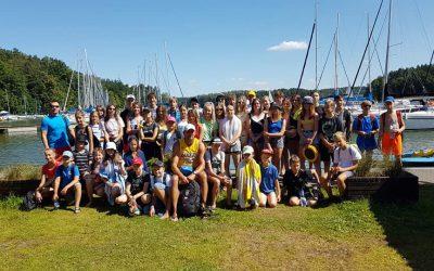 Obóz letni – Ruciane-Nida 2020