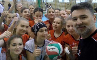 Dobry występ młodziczek w IV turnieju o Mistrzostwo Mazowsza.