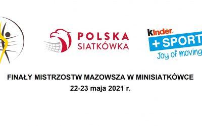 Nasze szanse medalowe w Finałach Mazowsza w minisiatkówce? Transmisja on line – linki poniżej!