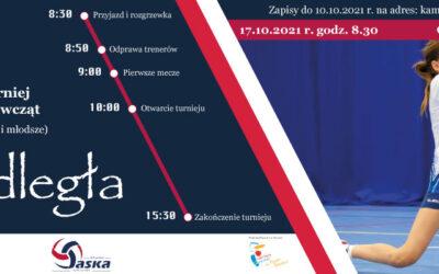 """IV Turniej Młodziczek """"NIEPODLEGŁA"""" 17 października 2021"""